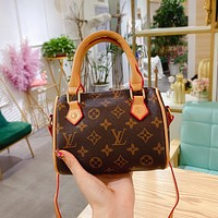 LV Louis Vuitton Hot Sale Mini Pillow Bag Ladies Fashion Shoulder Messenger Bag