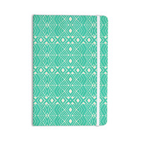 """Pom Graphic Design """"Going Native"""" Teal Everything Notebook"""