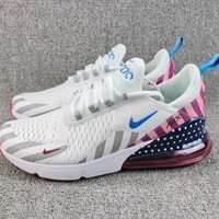 Parra x Nike Air Max 270 Flyknit Red
