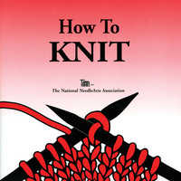 TNNA Books-How To Knit