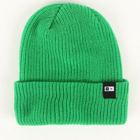 Fourstar Bar Label Fold Beanie at PacSun.com