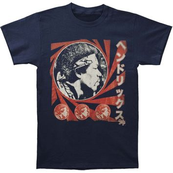 JIMI HENDRIX Slim Fit T-shirt Japanese