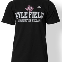 KYLE FIELD BIGGEST IN TEXAS - T-Shirts - Tops - Womens
