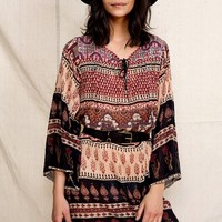 American Vintage Remade Hippie Dress - Urban Outfitters