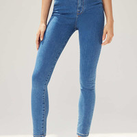 BDG Twig Super High-Rise Skinny Jean - Indigo | Urban Outfitters