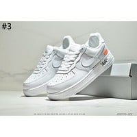 NIKE AIR FORCE 1 Tide brand men's and women's casual wild sports shoes #3