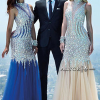 Alyce Prom 6446 Alyce Paris Prom Lillian's Prom Boutique
