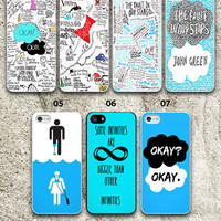 The Fault in Our Stars iPhone 4 Case,iPhone 4 4s Hard Case,cover skin case for iphone 4/4s case,More styles for you choose