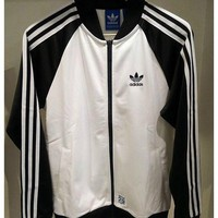 ADIDAS Women male Cardigan Jacket Coat-1
