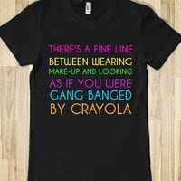 GANG BANGED BY CRAYOLA