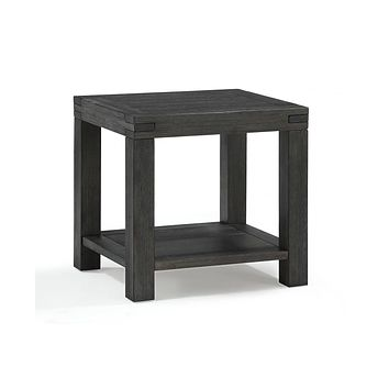 Clifton Side Table GRAPHITE