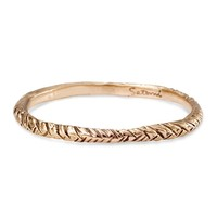 Catbird :: WHAT'S NEW: jewelry :: Golden Plait Ring