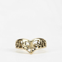 Etched Thumb Ring - Urban Outfitters