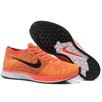 Trendsetter Nike Flyknit Racer  Running Sport Shoes Sneakers Shoes