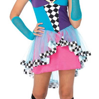 Deluxe Mayhem Mad Hatter Teen Costume