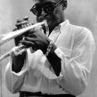 Miles Davis Poster, Playing Trumpet, Wearing Sunglasses, Cool, Iconic Jazz Musician