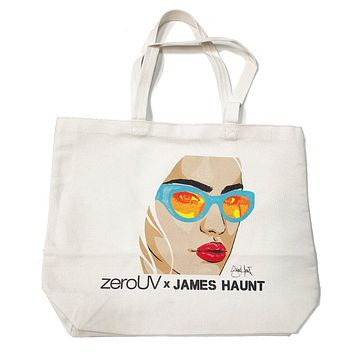zeroUV x James Haunt Tote (Limited Edition)