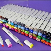COPIC Set of 72 Sketch Markers