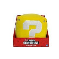 New Super Mario Bros. Wii Sound Plush Mystery Block