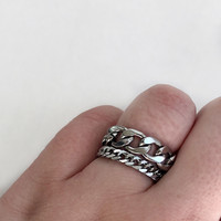 The Baby Chain Ring