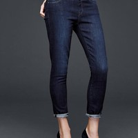 Gap Women 1969 Clean Dark Girlfriend Jeans