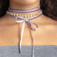 Velvet Teen Dream Choker