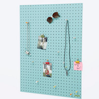 Block Large Peg Board in Light Blue - Urban Outfitters