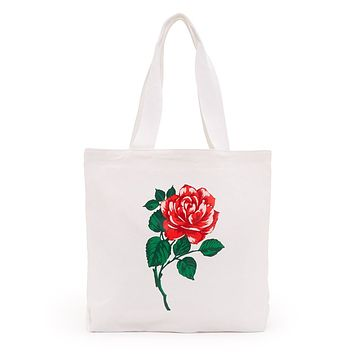 Ban.do - Canvas Tote in Will You Accept This Rose?