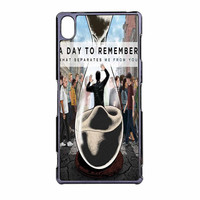 A Day To Remember Sand Watch Master Sony Xperia Z3 Case