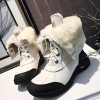 UGG Women Fashion Casual Punk Boots Shoes