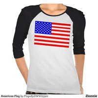 American Flag T Shirts from Zazzle.com
