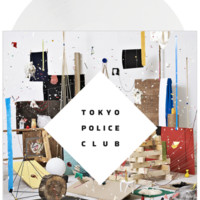 Tokyo Police Club - Champ (Clear LP) - Dine Alone Records