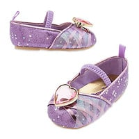 Rapunzel Costume Shoes for Baby | Disney Store