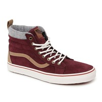 Vans SK8 Hi MTE Shoes - Mens Shoes - Brown