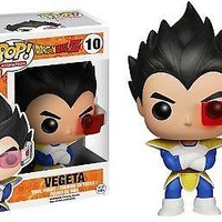 Funko Pop Animation: Dragon Ball Z - Vegeta Vinyl Figure