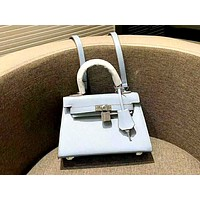 Hermes 2019 new Kelly bag handbag lock single shoulder Messenger bag