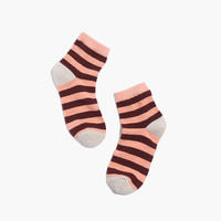 1937 Rugby-Striped Ankle Socks