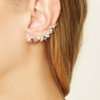 Faux Gem Ear Cuffs