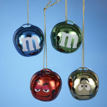 4 Christmas Ornaments - Officially Licensed