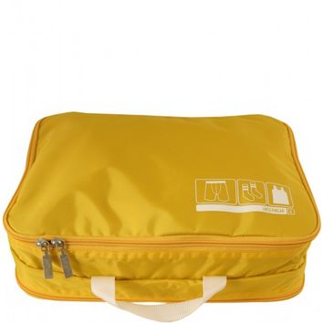 Flight 001 – Where Travel Begins.  F1 Spacepak Underwear Yellow - Spacepak - Flight 001 Products