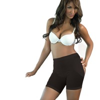 Womens Thermal Bottom Lifter Panty with Abdominal Zone