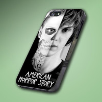 American Horror Story Skull Tate - Hard Case Made From Plastic or Rubber - For iPhone 4/4s, 5, 5c, 5s, iPod 4, 5, Samsung S3, S4