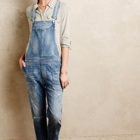 Citizens of Humanity Audrey Overalls Sun Bleach