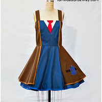 Doctor Who Ten Dress