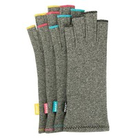 Arthritis Compression Gloves with a Touch of Color