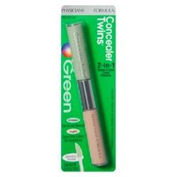 Physicians Formula Concealer Twins 2-in-1 Correct & Cover Cream Concealer - Green/Light 3055