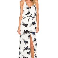 Karina Grimaldi Victor Maxi Dress in California