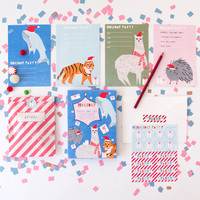 Animal Holiday Party Kit