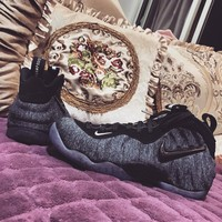 "Nike Air Foamposite Pro ""Foam in Fleece""Sport Shoes"