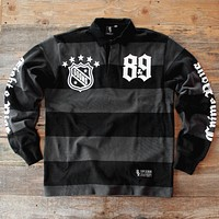 Goons Professional Rugby Jersey Black L/S
